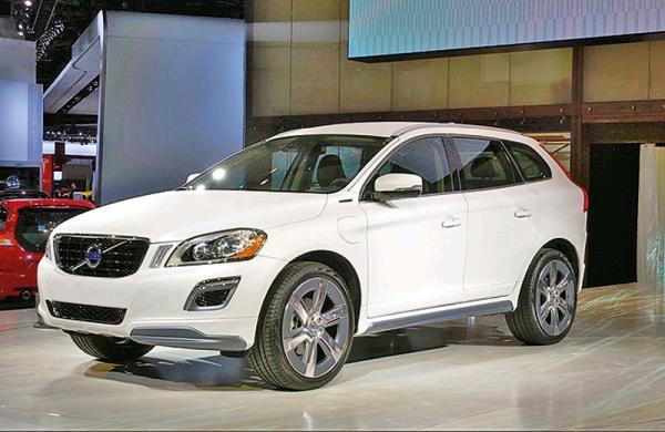 Детройтский автосалон-2011: Volvo