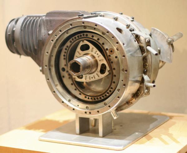 Прототип роторно-поршневого