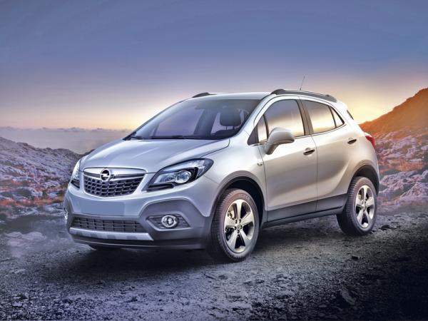 Opel Mokka: городской вседорожник