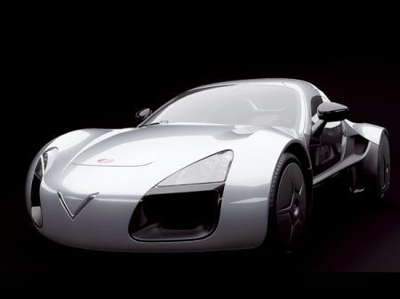 Venturi Volage Concept: электрическое спорткупе