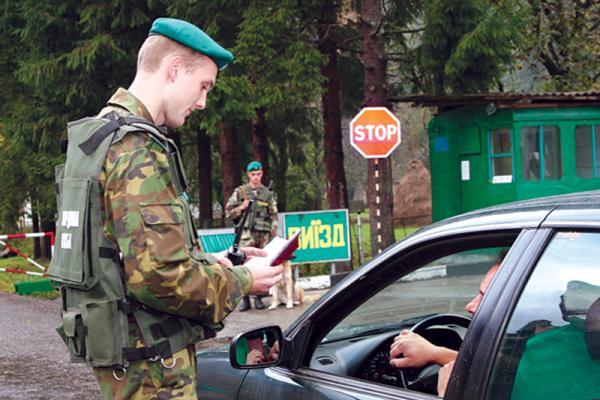 Таможенный контроль на границе с Россией во время Евро-2012 будет односторонним