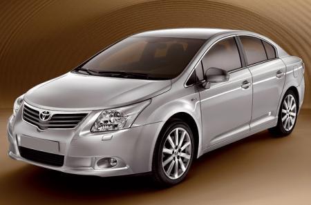 Toyota Avensis: из Европы и для Европы
