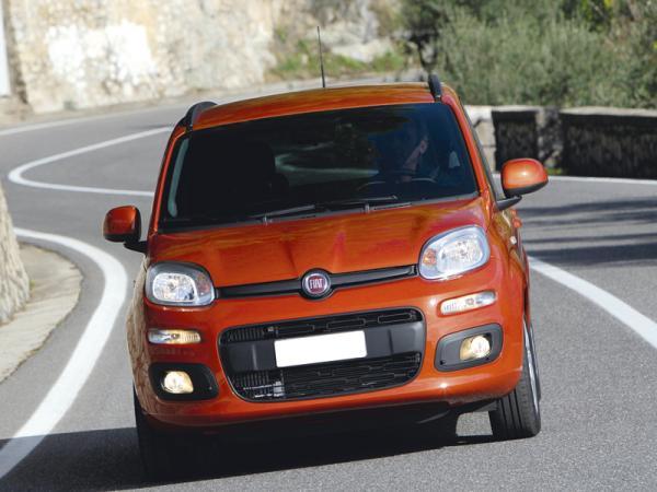 """Fiat Panda: """"малыш"""" с Аппенинского полуострова"""