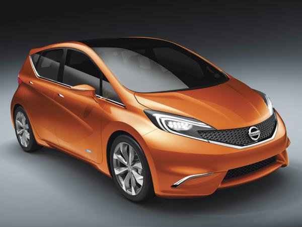 Nissan Invitation: предвестник нового Note