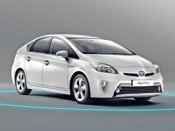 Toyota Prius: освежение