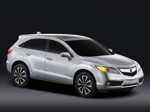 Acura RDX: второе поколение