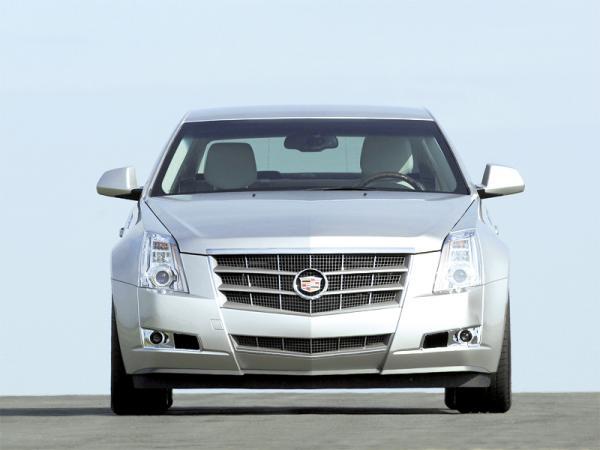 Cadillac CTS, Infiniti M37 и Lexus GS350: ставка на комфорт и технологии