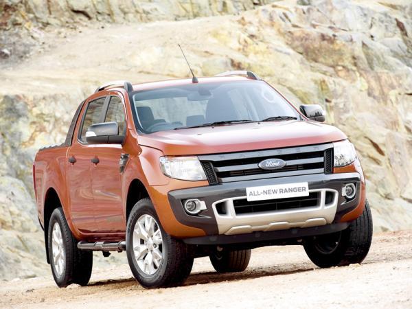 Ford Ranger: новый уровень качества