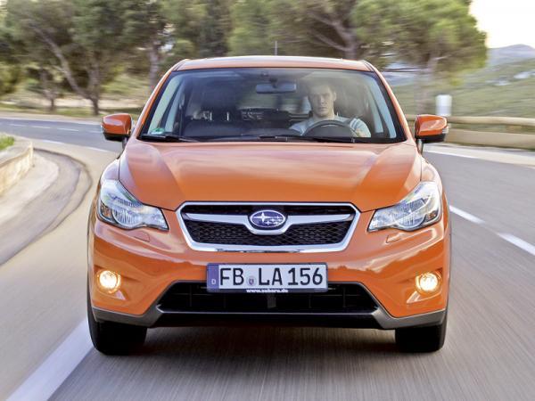 Subaru XV:  альтернатива вседорожнику