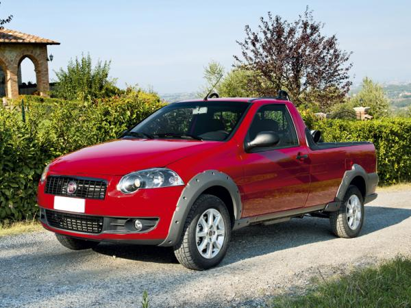 Fiat Strada: модернизация