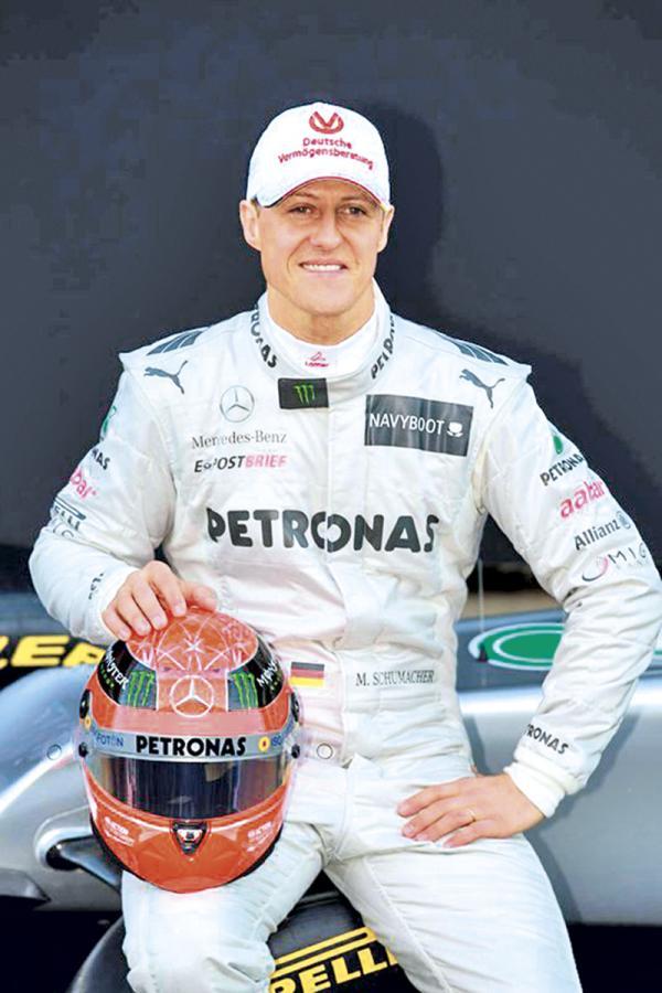 F1: Звездные проблемы