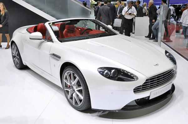Женевская весна-2012: Aston Martin