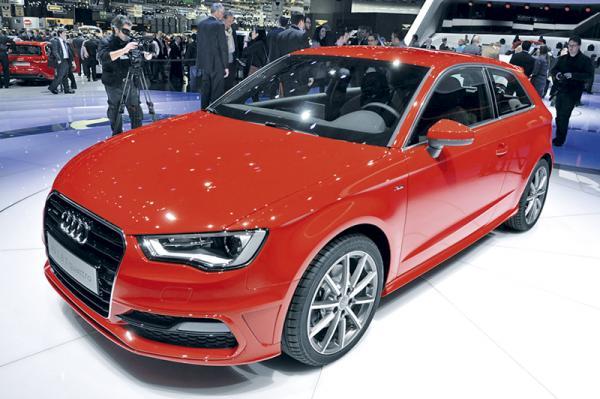 Женевская весна-2012: Audi
