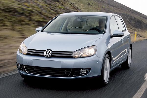 Volkswagen Golf VI: законодатель мод