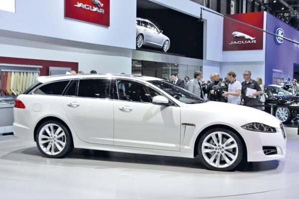 Женевская весна-2012: Jaguar