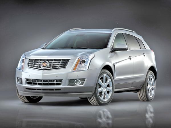 Cadillac SRX: обновление