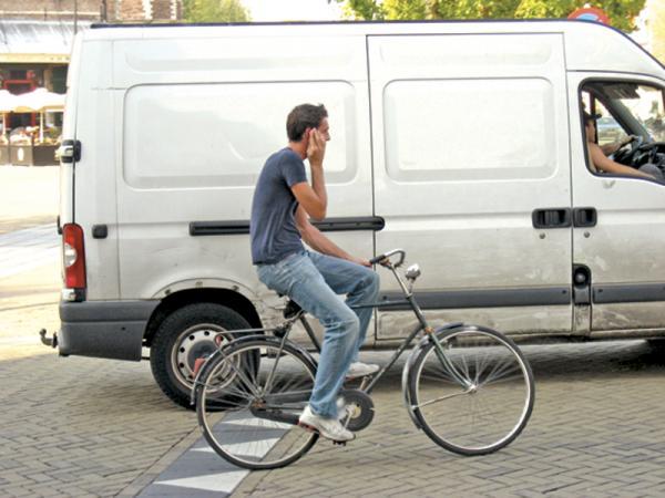 На велосипеды будут выдавать номерные знаки