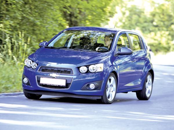Новый Chevrolet Aveo уже в Украине