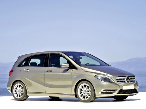 Две новинки от Mercedes-Benz