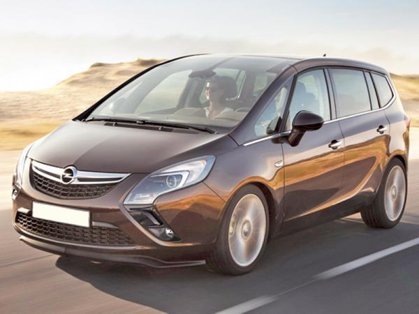 В Украине появятся две новых модели Opel