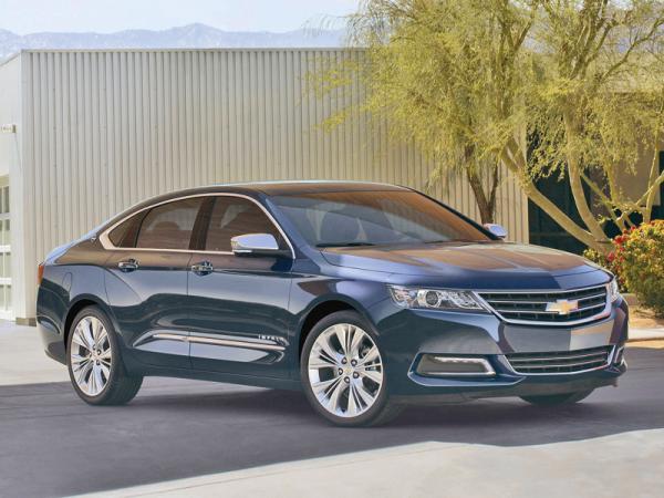 Chevrolet Impala: новый флагман марки