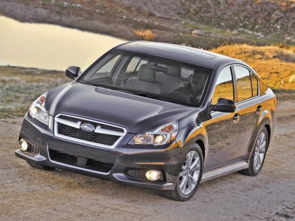 Subaru Legacy и Outback: освежение
