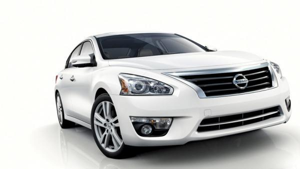 Nissan Altima: пятое поколение
