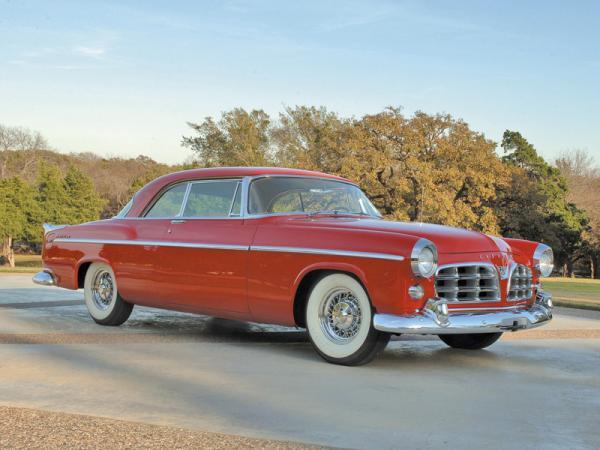 "Chrysler 300: прародитель ""мускулистых"" купе"