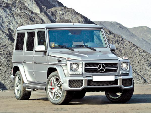 Mercedes-Benz G-Class: обновление нестареющего вседорожника