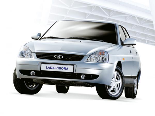Lada Priora остается в строю