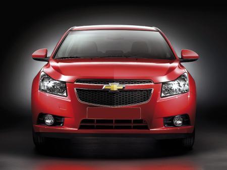 Chevrolet Cruze: вместо Cobalt и Lacetti