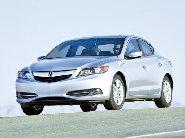 Acura ILX: возвращение в С-класс