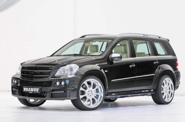 Mercedes-Benz выведет на рынок самый мощный вседорожник