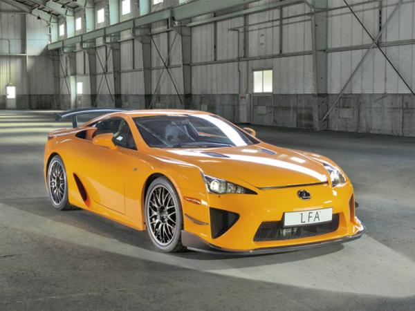 Lexus выпустил эксклюзивный автомобиль