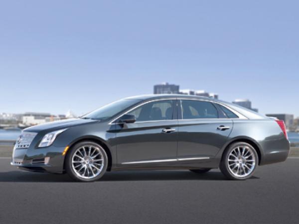 Cadillac XTS: возвращение в высший класс