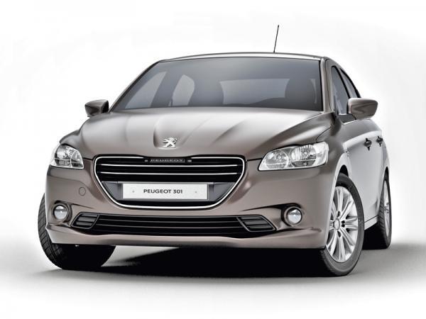 Peugeot 301: бюджетный вариант