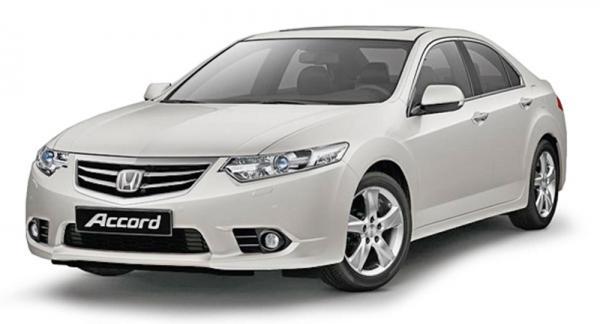 Концерн Honda представит новую Accord