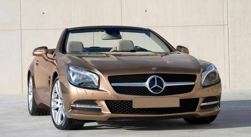 Mercedes-Benz SL: шестое пришествие