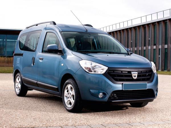 Dacia Dokker: на первом месте – практичность