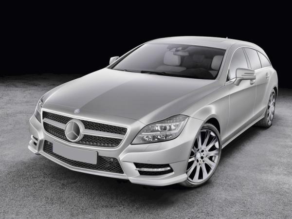 Mercedes-Benz CLS Shooting Brake: универсал, мечтающий быть купе
