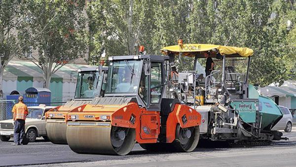 Правительство взялось за ремонт дорог