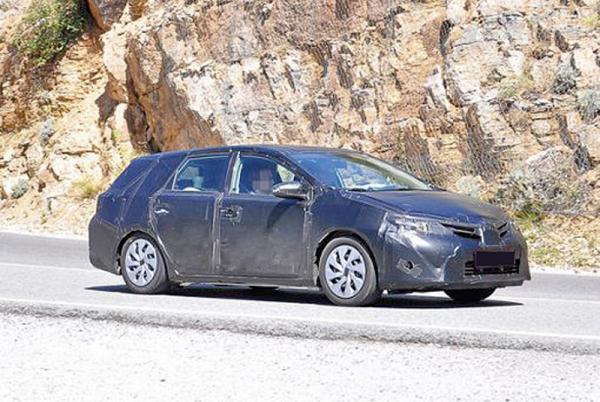 Toyota возобновила производство Corolla Tourer
