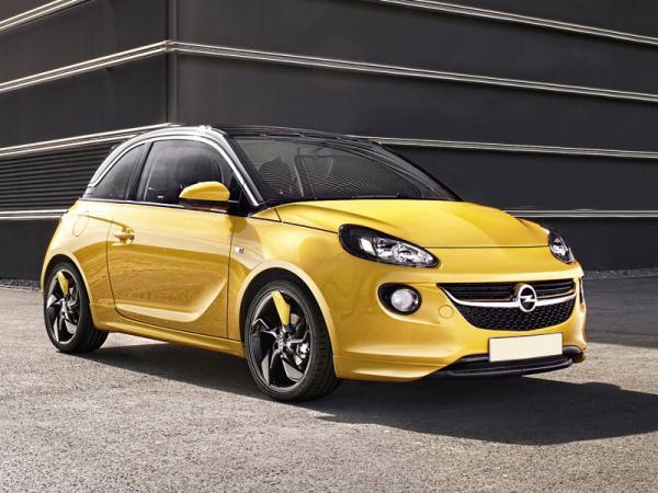 Opel Adam: создан для молодежи