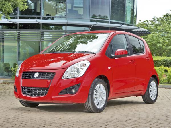 Suzuki Splash: модернизация