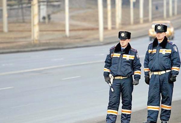 МВД разрешило гаишникам пешее патрулирование