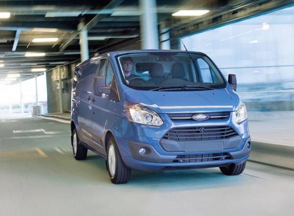 Ford Transit: практично и со вкусом