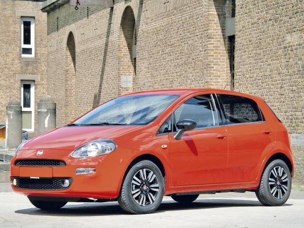 Fiat Punto: консервативный подход к обновлению