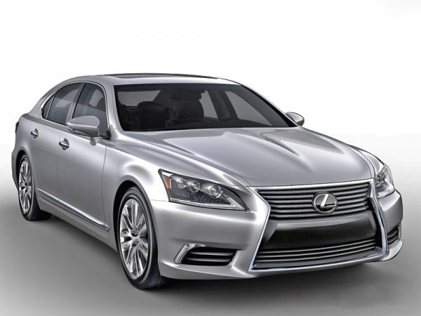 Lexus LS: обновление