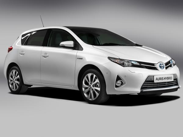Toyota Auris: дубль второй