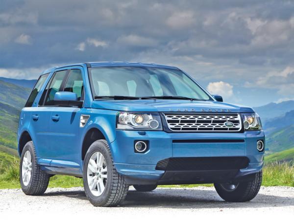 Land Rover Freelander: модернизация
